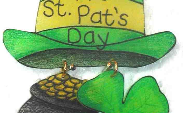 Saint Patrick's DaySupper