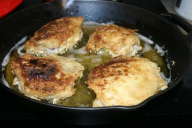 Buttermilk Pan-Fried Baked Chicken (2)