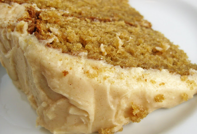 Caramel Apple Layer Cake with Apple CiderFrosting