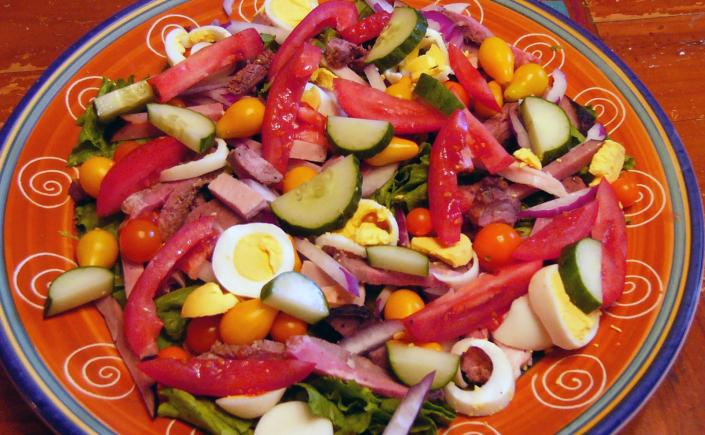 Mema's Chef Salad forSix