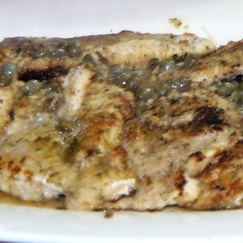 Chicken Scaloppine 5