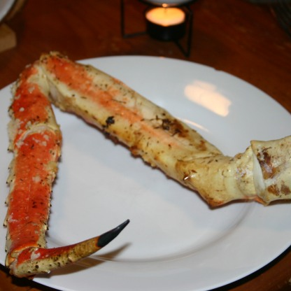 Grilled King Crab (3)