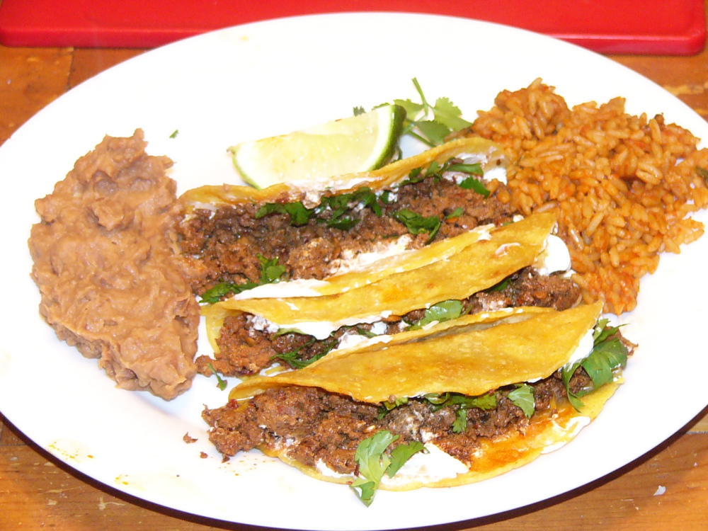 Home-Made Chorizo Tacos – OhMy!