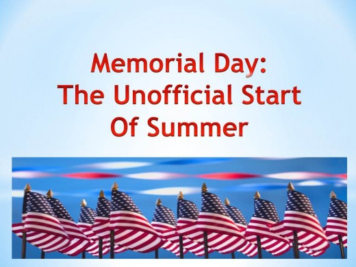 Memorial Day Menu – A Feast for aCrowd