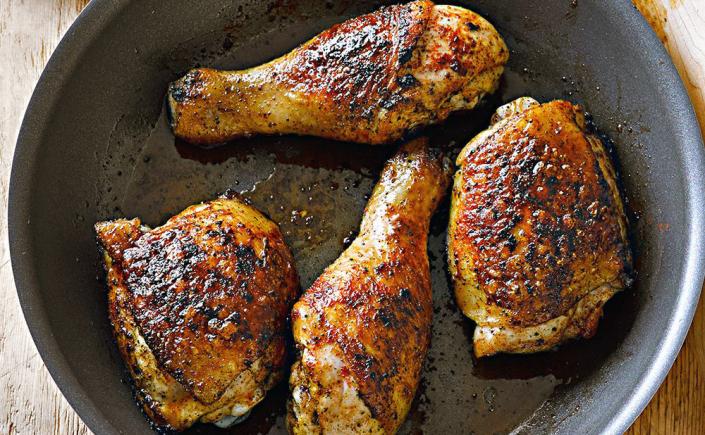 Smoked Paprika Chicken – Dark Meat Chicken At It'sBest!