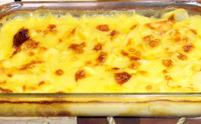 Better Betty Crocker Au Gratin Potatoes – Almost from Scratch