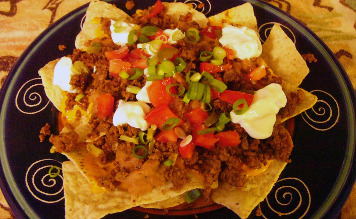 Nachos for Supper?