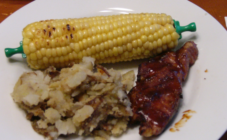 Country Ribs with Golden Eagle BarbecueSauce