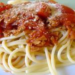Sassy spaghetti