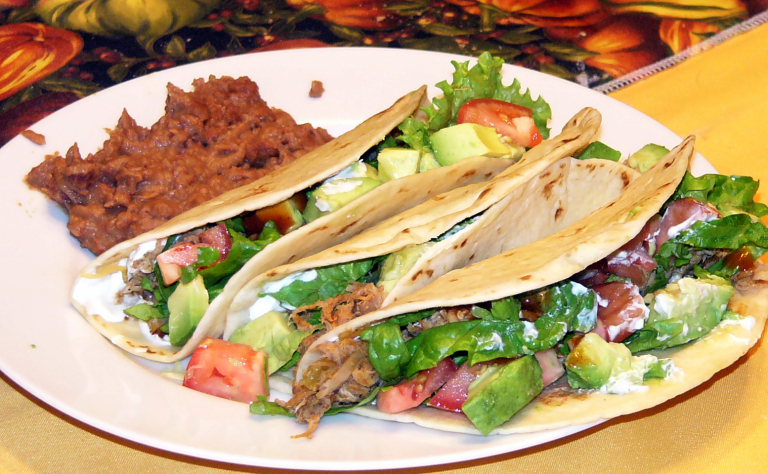 Shredded Pork Tacos – Slow Cooker Style