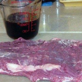 teriyaki-flank-steak-over-vegetable-fried-rice-3