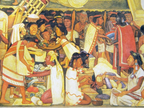 Aztec people