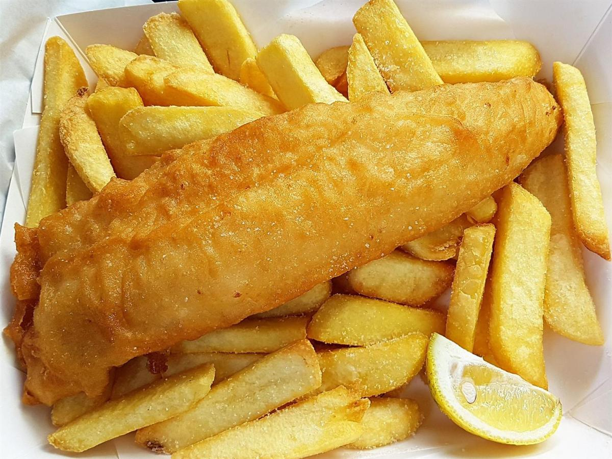 Classic Fish andChips