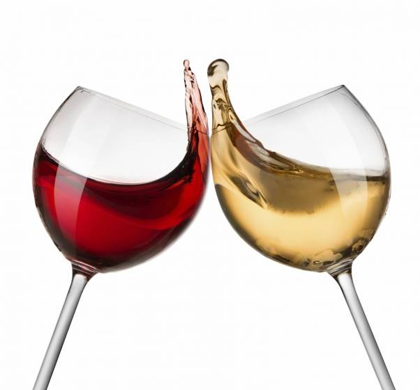 red and white wines 2