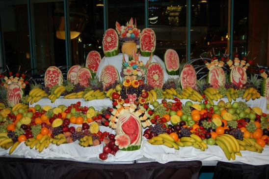 Buffet - fruit