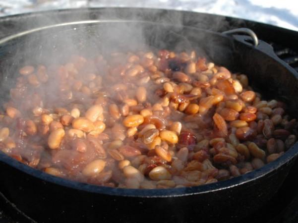 Cast Iron Beans
