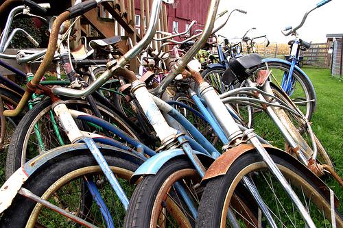 old bikes 1
