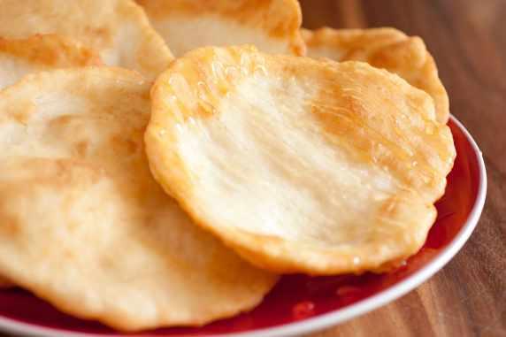 UND Cheorkee Fry Bread