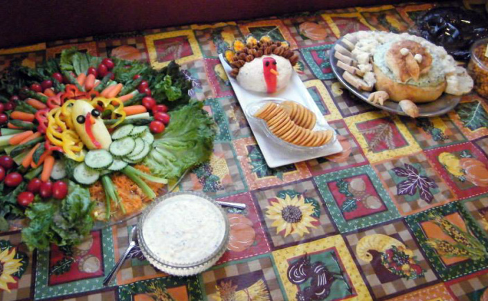 Gobble Up ThanksgivingAppetizers