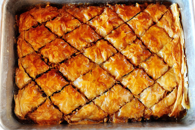 A Sweet Holiday Tradition – ChristmasBaklava