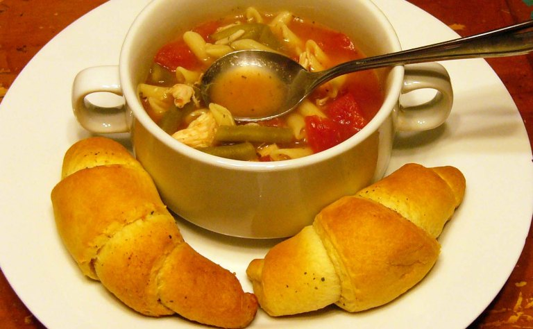 Five Easy Steps to Italian ChickenSoup