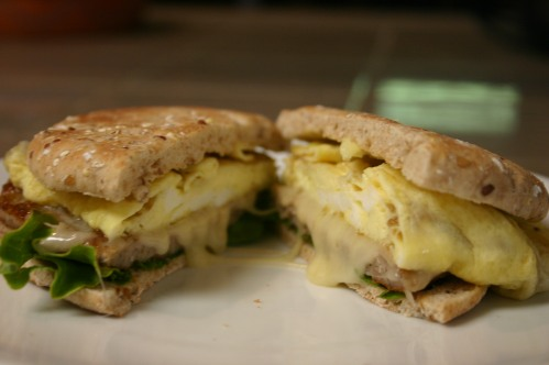 Fried Egg Sandwich (6)