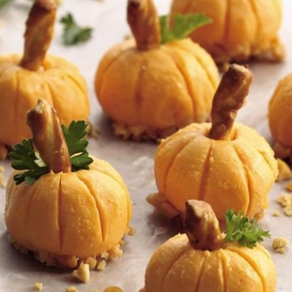 Pumpkin Patch Thanksgiving Balls
