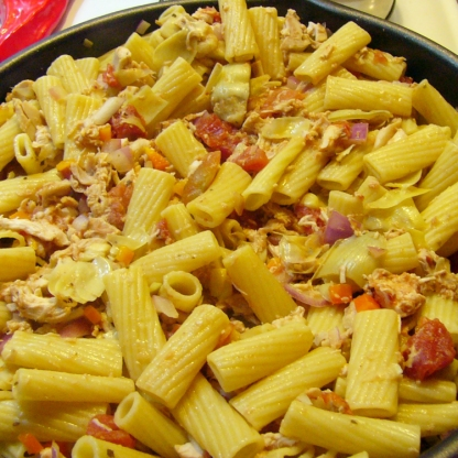 rotini-and-chicken-bake-with-marinated-artichoke-hearts-4