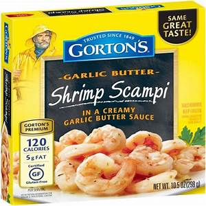 Shrimp Scampi Box