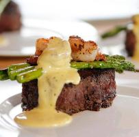 steak - oscar