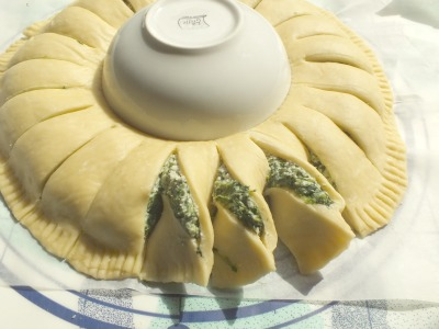 Sunny Spinach Pie (4)