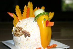 Turkey Cheese Ball (2)