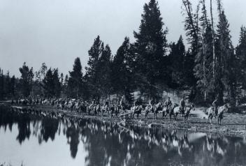 1871 Hayden Party