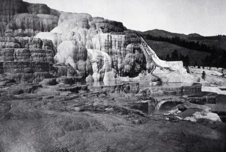 1872 Mammoth Hot springs5