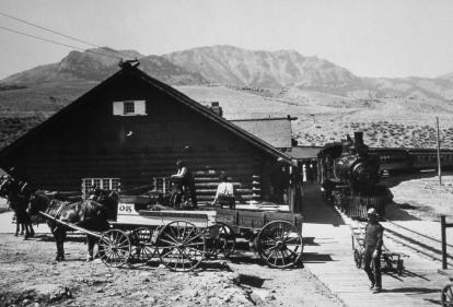 1905 gardiner depot