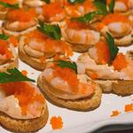 Admarial Canapes
