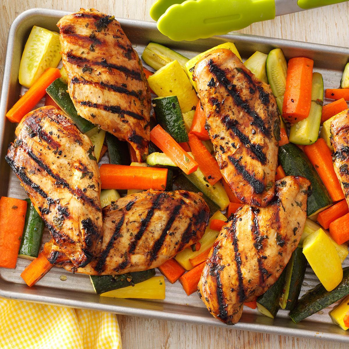 Traveling Dinner Party – Part 7 – Fowl or VegetableEntrées