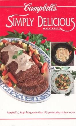 Cookbook Campbell