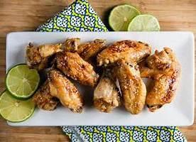 Margarita wings