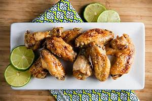 Margarita wings
