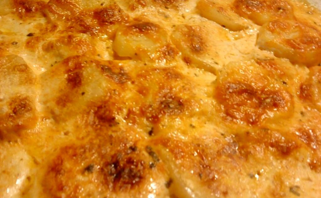Creamy-Cheesy Au GratinPotatoes