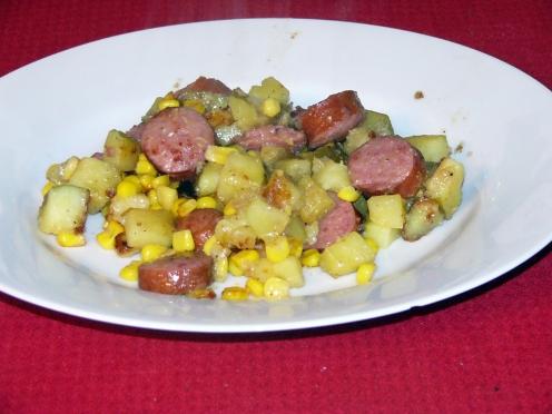 corny-smoked-sausage-fried-potatoes-12