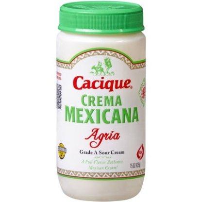 Crema Mexicana