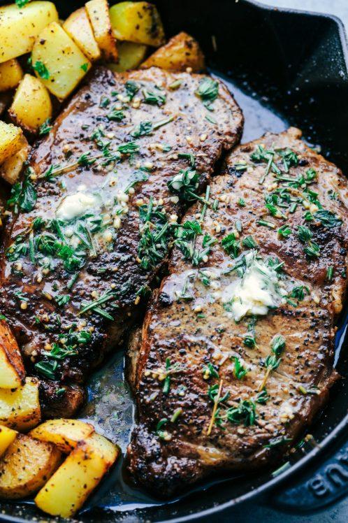 skillet_garlic_butter_herb_steak3-1-of-1