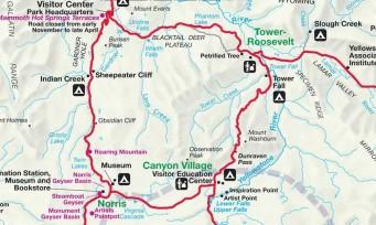 Yellowstone Map (2)
