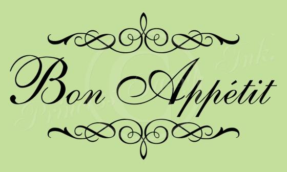 Bon Appetit 2