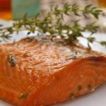 Irish Roasted Salmon