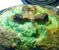 Shamrock Irish Soda Bread