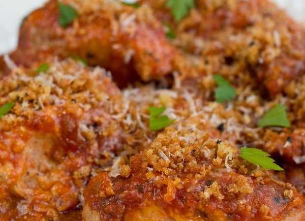Awesome Chicken Parmesan Crock Pot Style