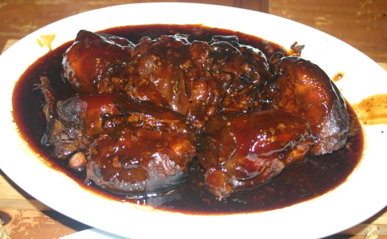 Crock Pot Teriyaki Chicken with TeriyakiGlaze